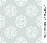 oriental classic pattern.... | Shutterstock . vector #351593897