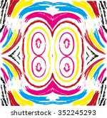 abstract background pattern ...   Shutterstock .eps vector #352245293