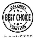 "circle grunge stamp ""best... 