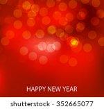 christmas background | Shutterstock .eps vector #352665077