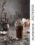 Creamy Coffee With Coconut In ...