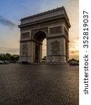 arc | Shutterstock . vector #352819037