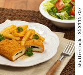 Постер, плакат: Chicken Kiev Boneless chicken