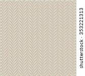 beige fabric pattern. textile.... | Shutterstock .eps vector #353221313