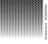 halftone  dotted pattern ...