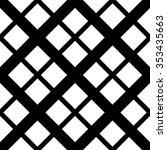 geometric  minimalist pattern... | Shutterstock .eps vector #353435663