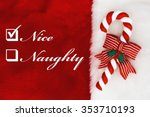 Naughty Or Nice   A Plush Red...