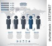 business management  strategy... | Shutterstock .eps vector #353739857