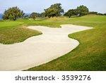 torrey pines golf course in la... | Shutterstock . vector #3539276