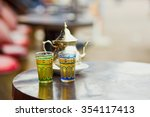 Traditional Moroccan Mint Tea...