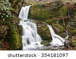 Valdecuevas Brook And Waterfal...