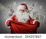 Shocked Santa Claus Is Looking...