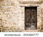 Photo Of Old Wall And Door