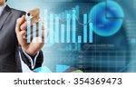 close view of businessman... | Shutterstock . vector #354369473