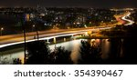 freeway at night | Shutterstock . vector #354390467