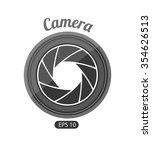 camera photography design ...   Shutterstock .eps vector #354626513