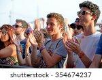 benicassim  spain   jul 16 ...   Shutterstock . vector #354674237