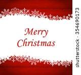 illustration christmas... | Shutterstock . vector #354690173
