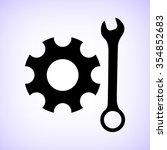 repair    black vector icon