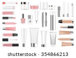 super big set of detailed... | Shutterstock .eps vector #354866213