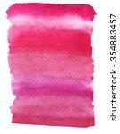 watercolor background  gradient.... | Shutterstock . vector #354883457