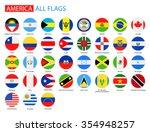 Постер, плакат: North America Central America