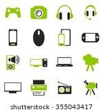 gadget symbol for web icons