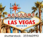las vegas  usa   september 11 ... | Shutterstock . vector #355460993