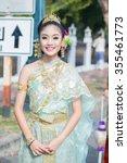 ayutthaya  thailand   dec 18 ... | Shutterstock . vector #355461773