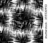 grunge grid black and white... | Shutterstock . vector #355530953