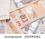 Pound Currency Background  ...