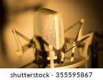 audio recording vocal studio...