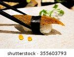 Small photo of Anago, Unagi sushi