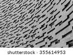 concrete spiral stairs | Shutterstock . vector #355614953