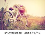 beautiful landscape image with... | Shutterstock . vector #355674743