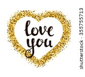 conceptual handwritten phrase... | Shutterstock .eps vector #355755713