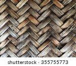 Old Basket Weave Pattern