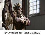 Centuries Old Wooden Sculpture...