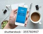 chiang mai  thailand   dec 20... | Shutterstock . vector #355783907