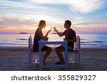 Romantic Dinner On The Beach I...