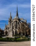 view of cathedral notre dame de ...