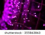 small christmas lights | Shutterstock . vector #355863863