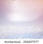 glitter vintage lights... | Shutterstock . vector #356007977
