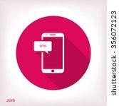 sms | Shutterstock .eps vector #356072123