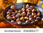 Roasting Chestnuts In A Specia...