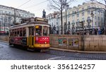lisbon  portugal   march 29 ... | Shutterstock . vector #356124257