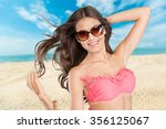 bikini. | Shutterstock . vector #356125067