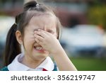 Small photo of Crying child