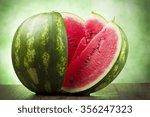 Beautiful Ripe Water Melon
