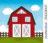 farm fresh graphic design ... | Shutterstock .eps vector #356328437
